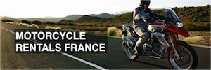 Motorcycle Tours And Rentals In France