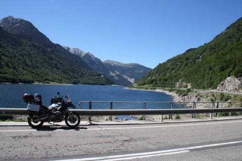Motorrit : N230 : Benabarre - Sapeira - Bossòst