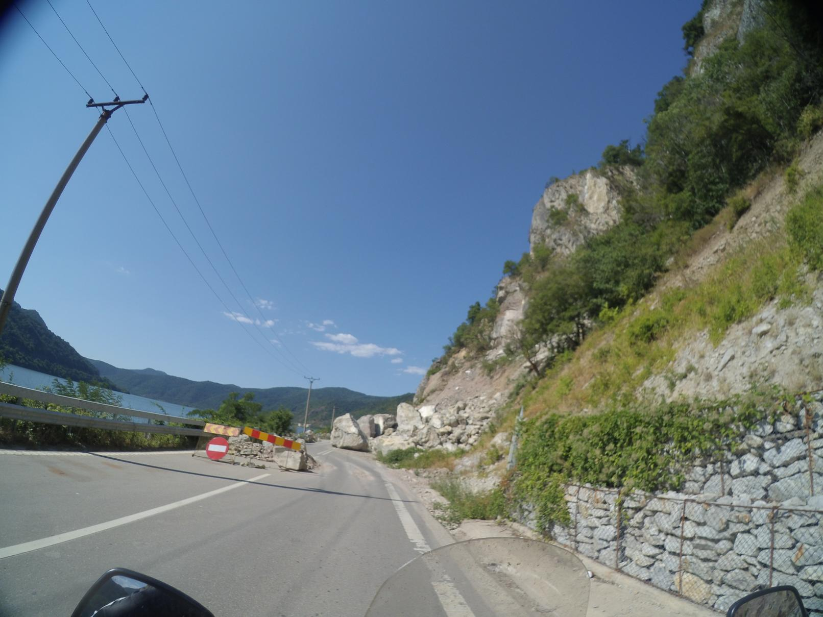 danubes-gorge- Route Photo