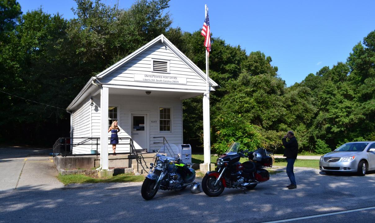 around-lake-wateree- Route Photo